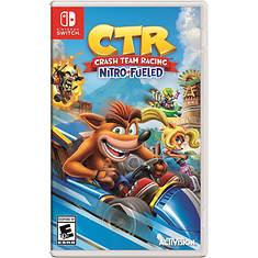 Nintendo SWITCH Crash Team Racing: Nitro Fueled
