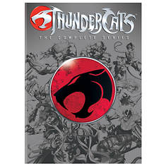 ThunderCats: Complete Series (DVD)