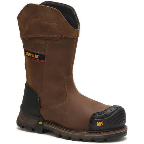 Caterpillar Excavator XL Pull-On Comp Toe WPF (Men's)