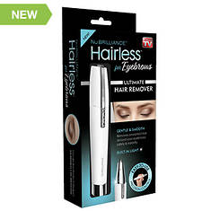 NuBrilliance Hairless for Eyebrows