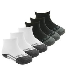 Skechers Boys' 6Pk Infant Non-Terry Anklet