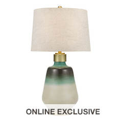 Catalina Lighting 32.5'' Ombre Table Lamp