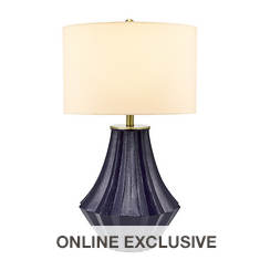 Catalina Lighting 30'' Transitional Table Lamp