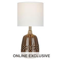 Catalina Lighting 19'' Ceramic Accent Lamp