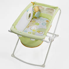 Fisher-Price Rock with Me Portable Bassinet
