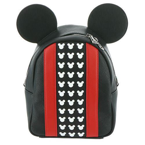 Loungefly Disney Mickey Mini Backpack w/Logo Straps