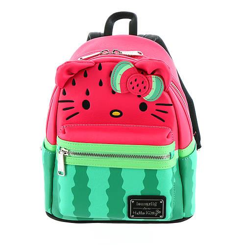 Loungefly Hello Kitty Watermelon Mini Backpack