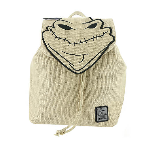 Loungefly Nightmare before Christmas Burlap Backpack