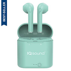 IQ Sound Wireless Earbuds with Accessories Kit