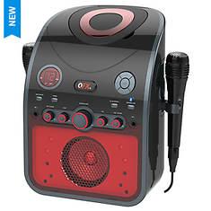 QFX Top-Loading Karaoke System