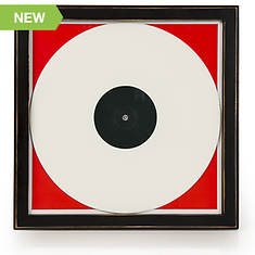 Crosley Radio Record Display Frame