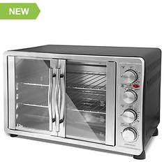 Elite Platinum 12-Slice French Door Toaster Oven