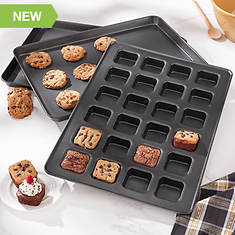 3-Piece Mega Baking Sheet Set