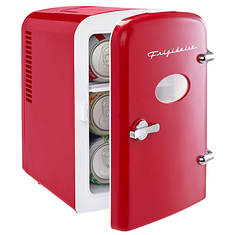 Frigidaire Mini Retro Beverage Refrigerator
