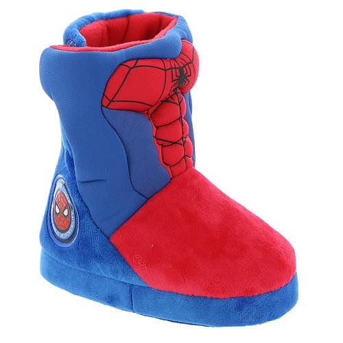 Marvel Spiderman Boot Slipper SPF257 (Boys' Toddler)