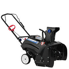 "21"" Gas Snow Thrower with Electric Start"