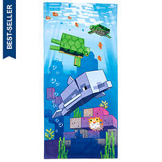 Kids' Character Beach Towel