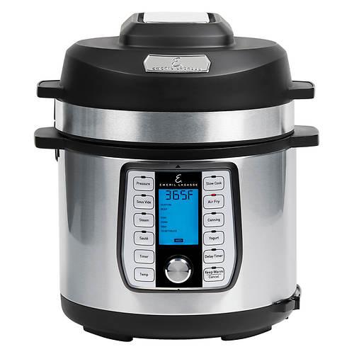 Emeril 6-Quart Pressure Air Fryer