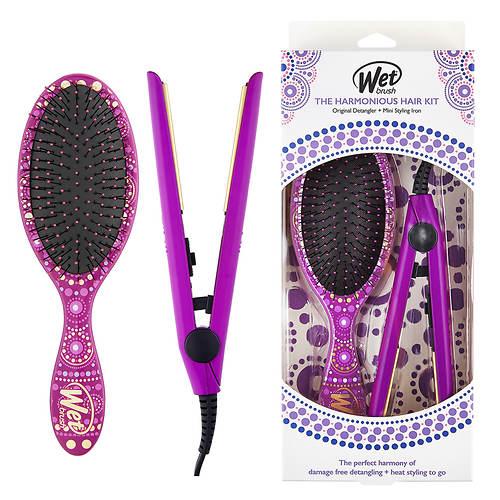 Wet Brush Harmonious Hair Kit