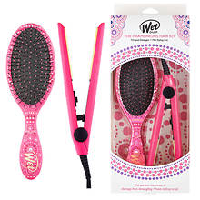 Wet Brush Harmonious Hair Kit
