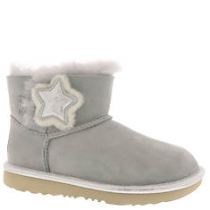 UGG® Mini Bailey Button II Star (Girls' Toddler-Youth)