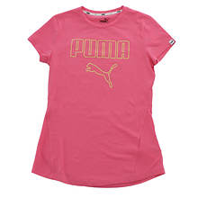 PUMA Women's Outline Life Tee