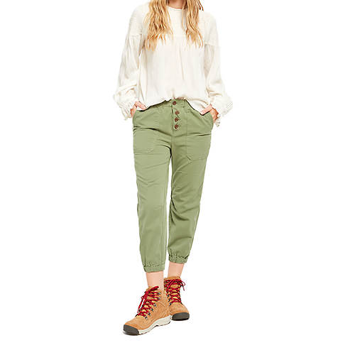 Free People Women's Cadet Pull On Jogger
