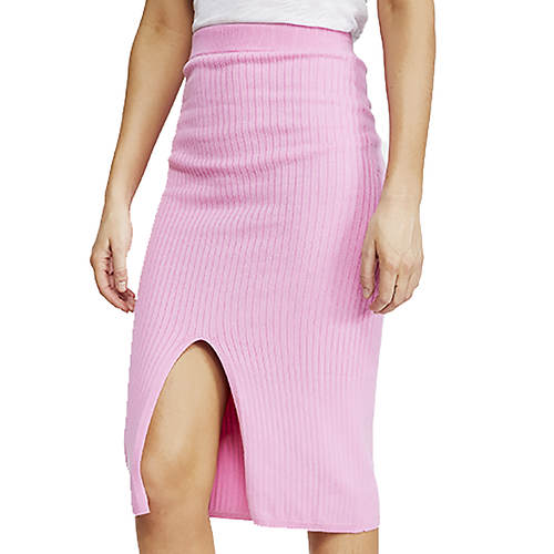 Free People Women's Skyline Midi Skirt
