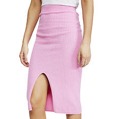 Free People Women's Skyline Midi Skirt