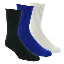 Under Armour Training Cotton Crew 3-Pack Socks