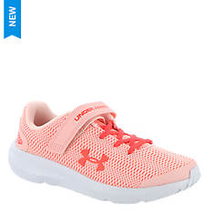 Under Armour PS Charged Pursuit 2 AC (Girls' Toddler-Youth)