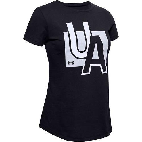 Under Armour Girls' Live Graphic UA SS T Shirt