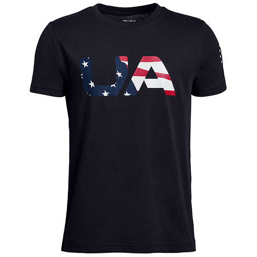 Under Armour Boys' Freedom BFL T