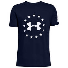 Under Armour Boys' Freedom Logo T