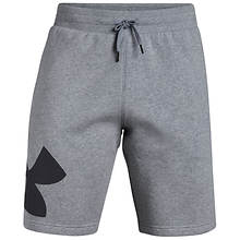 Under Armour Men's Rival Fleece Logo Sweatshort