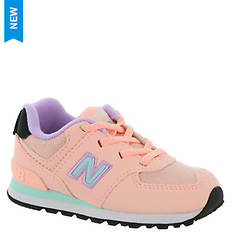 New Balance 574 I (Girls' Infant-Toddler)