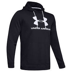 Under Armour Men's Sportstyle Terry Logo Hoodie