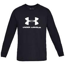 Under Armour Men's Sportstyle Logo LS