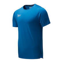 New Balance Men's Q Speed Jacquard Short-Sleeved Tee