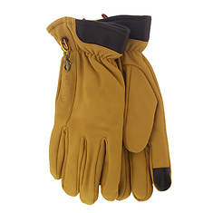 Timberland Men's Nubuck Glove with Touch Tip