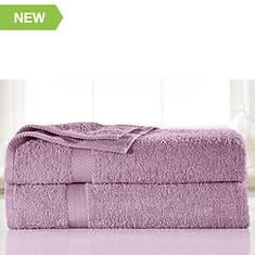 Oversized Bath Sheet Set