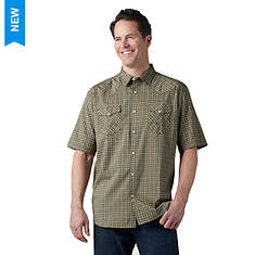 Dickies Men's Icon Relaxed Fit Western Plaid