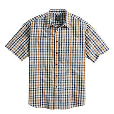Dickies Men's Icon Relaxed Fit Plaid Shirt
