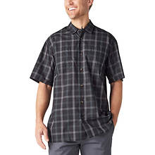 Dickies Men's Icon Relaxed Fit Camp Shirt
