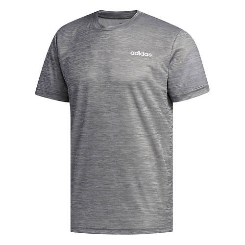 adidas Men's D2M Heather Tee