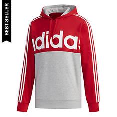 adidas Men's Colorblocked Logo Hoody
