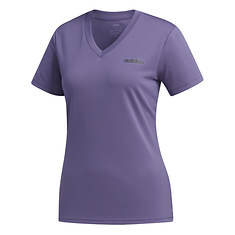 adidas Women's D2M Solid T