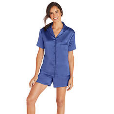Button-Up PJ Set