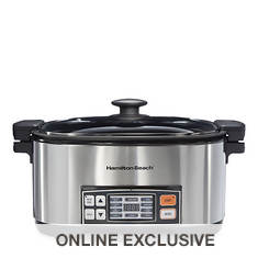 Hamilton Beach 9-in-1 Multicooker