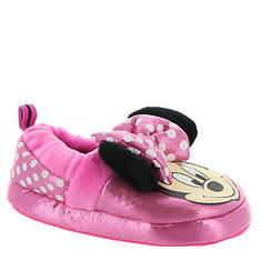 Disney Minnie Mouse Slipper CH64062 (Girls' Toddler)
